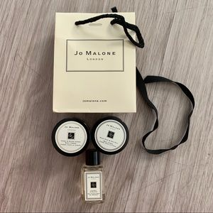 Jo Malone Travel Gift Set Body Creme Body Wash